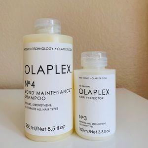 OLAPLEX No.3 and No.4